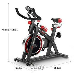 Indoor Bicycle Cycling Stationary Exercise Bike Fitness Gym Cardio Workout Home