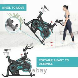 Indoor Cycling Bike Cardio Workout Bike Magnetic Fitnes Stationary Exercise Bike