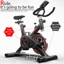 Indoor Exercise Bike, Cycling Stationary Bike LCD Monitor bicycle inQ Boutique