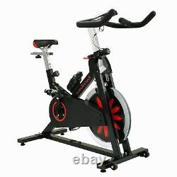 Indoor Exercise Bike Stationary Bicycle Home Cardio Fitness Cycling withFlywheel