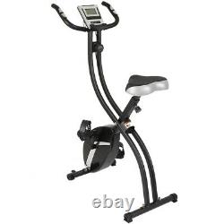 Indoor Exercise Slim Folding Bike 3 in 1 Home Stationary Magnetic Cycle Home Use