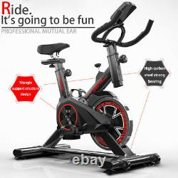 Indoor Home Exercise Bike Stationary Bicycle Cycling Cardio Fitness Workout Gym