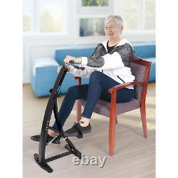 Jobar Deluxe Chairside Body Exerciser Cardio Stationary Bike