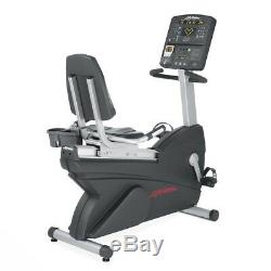 Life Fitness Integrity Series Life Cycle CLSR Recumbent Bike Remanufactured