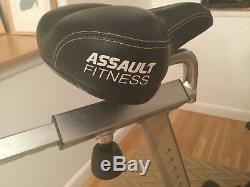 LifeCORE Fitness Assault Air Bike Trainer with Windscreen