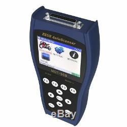 MASTER MST-500 OBDII Scanner Motorcycle Diagnostic Tool OBD2 Read Fault Codes