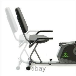 Magnetic Recumbent Exercise Bike Indoor Stationary Exercise Bike Seat NS-1206R