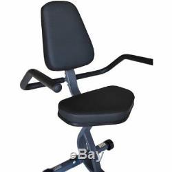Marcy Recumbent Exercise Bike ME-709 W