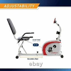 Marcy Stationary Recumbent Exercise Bike withMagnetic Resistance for Home Gym