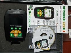 Memobike Motorscan 6050 Motorcycle scanner + Cables