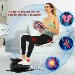 NEW Electric Elliptical Trainer Pedal Exerciser Adjustable Speed Exercise Bike