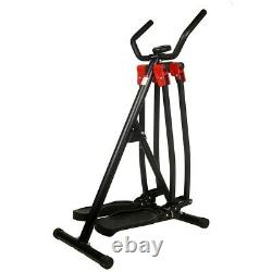 NEW Elliptical Trainer Cross Exercise Bike Fitness Workout Gym Cardio Machine US