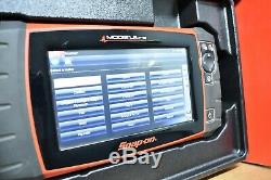 Nice Used Working Snap-On EEMS328 Modis Ultra Diagnostic System & Box V. 14.2 US