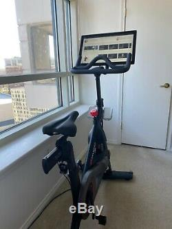PELOTON Bike with LOTS of Accessories and 15 months of remaining subscription