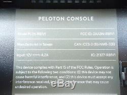 Peloton 21 HD TOUCHSCREEN Monitor for Peloton 4 Cycle Exercise Bike Gen 2 NICE