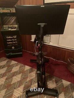 Peloton Bike 2nd GenUsed 20 Times Only, WithAccessories Weights Shoes Size 47