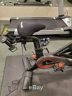 Peloton Bike + Accessories Excellent Condition- Only Used One Time