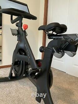 Peloton Bike + Plus withRotating 23.8 HD touchscreen with Subwoofers