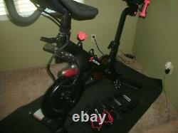 Peloton Bike with accessories