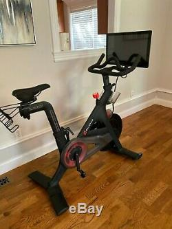 Peloton Exercise Bike Excellent Condition Smoke Free House Less than 10 Hours