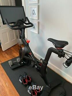 Peloton Fitness Bike Barely Used Excellent Condition