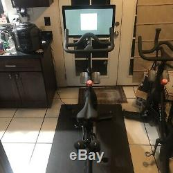 Peloton Generation 2 Exercise Bike (Barely Used) With Accessories