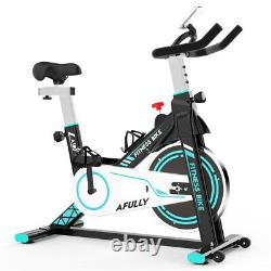 Pooboo Indoor Exercise Bike Stationary Cycling Bicycle Cardio Fitness Workout