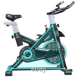 Pooboo Pro Indoor Cycling Bike Stationary Exercise Bike Home Cardio Workout Bike