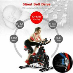 Pro Exercise Bike Bicycle Cycling Fitness Cardio Indoor Home Gym Health Workout