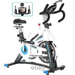 Pro Home Exercise Bike Cycling Stationary Bike Fitness Gym Bike Cardio Workout