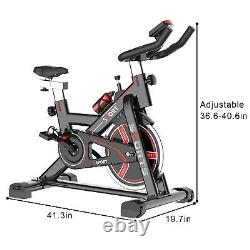 Pro Indoor Bicycle Cycling Fitness Gym Cardio Workout Stationary Exercise Bike