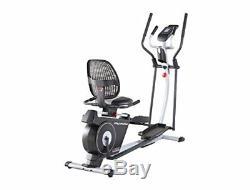ProForm Hybrid Trainer 2-in 1 Elliptical and Recumbent Bike