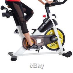 Proform Tour De France CLC Indoor Exercise Bike Adjustable Full Seat And Handle