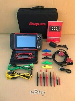 SNAP-ON MODIS ULTRA SCANNER 2 CHANNEL SCOPE 19.4 NEWEST v 19.4.2 EURO ASIAN DOM