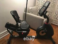 Schwinn 230 Recumbent Exercise Bike Perfect Condition