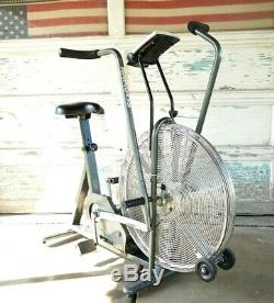 Schwinn Airdyne Pro AD5 Exercise Bike. RARE! Hard to find used ones for sale