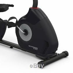 Schwinn Fitness 230 Home Workout Stationary Recumbent Exercise Bike with Display