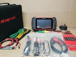 Snap On Eems328 Modis Ultra Scanner Scope Version 19.4.2 Euro Asian Domestic