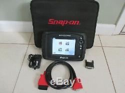 Snap On Ethos Pro Diagnostic Scanner USA Asian Euro 19.4 2019 Full Function