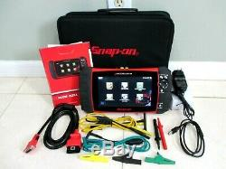 Snap On Modis Ultra Diagnostic Scanner Dom Asian Euro 19.4 2019 Like New