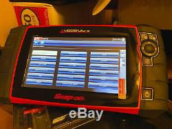 Snap On Modis Ultra Diagnostic Scanner Dom Asian Euro 20.2 2019 Snapon Eems328