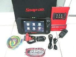 Snap On Modis Ultra Diagnostic Scanner & Scope Dom Asian Euro 2020 Nice
