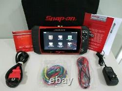 Snap On Modis Ultra Diagnostic Scanner & Scope Dom Asian Euro 2021 Great Con