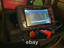 Snap On Solus Edge Scanner Snapon Diagn Eesc320 Version 21.2 Euro Asian Us 2021