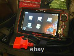 Snap On Solus Edge Scanner Snapon Diagnostics Eesc320 Version 20.2 Euro Asian Us