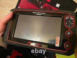 Snap On Solus Edge Scanner Snapon Diagnostics Eesc320 Version 20.4 Euro Asian Us