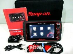 Snap On Solus Edge Touch Diagnostic Full Function Scanner Like New