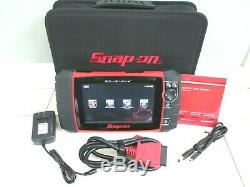 Snap On Solus Ultra Diagnostic Full Function Scanner Dom, Asian, Euro 2020