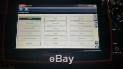Snap On Solus Ultra EESC318 Automotive Diagnostic Scanner 17.2 Software