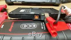 Snap On Verus Pro D10 Wireless Scanner 4 Channel Scope Latest 19.4 Euro Eems327